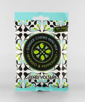 Ginger Chews mini mix mango-mint
