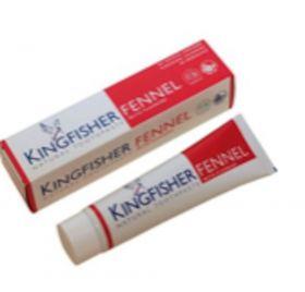 Kingfisher Tannkrem fennikel m/fluor