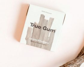 TRUE GUM Liqorice & Eucalyptus