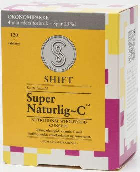 Shift SuperNaturlig-C