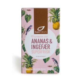 Supernature Tea Ginger & Pineapple