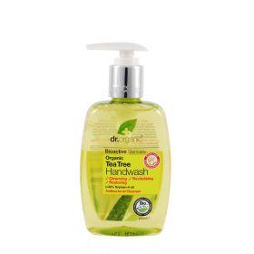 Dr.Organic Tea tree hand wash