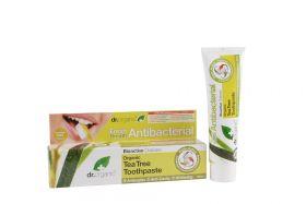 Dr.Organic Tea tree toothpast