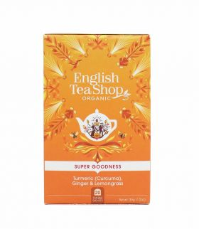 English Tea Shop Turmeric, Ginger & Lemongrass