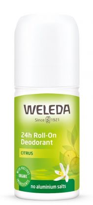 Weleda Citrus 24h Deodorant Roll-On