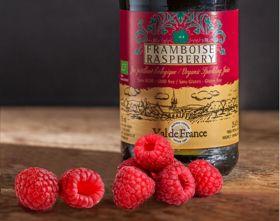Champagne Bringebær alkoholfri 750 ml