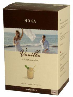 Noka Vanilje milkshake