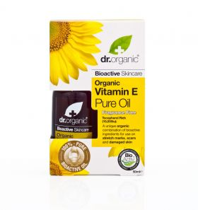 Dr.Organic Vitamin E bath oil