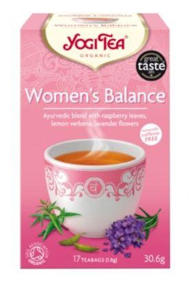 Yogi Te womens balance