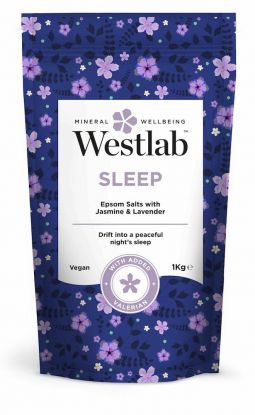 Westlab Sleep badesalt
