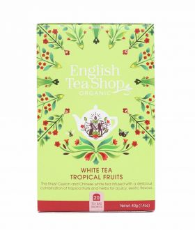 English Tea Shop White Tea Tropical Fruits
