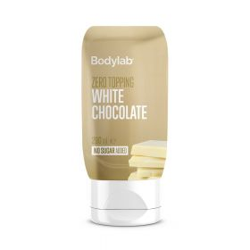 Bodylab Zero Topping White Chocolate