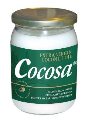 Cocosa Extra Virgin kokosolje