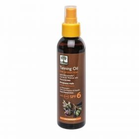 BIOselect Tanning Oil spf 6