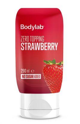 Zero Topping Strawberry 290 ml