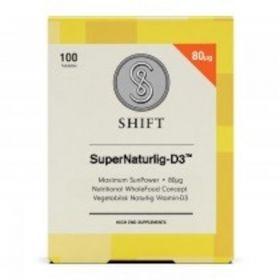 Shift SuperNaturlig-D3 80 µg