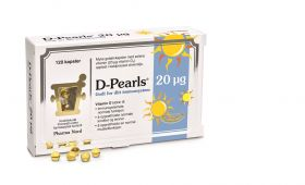 D-Pearls 20 µg