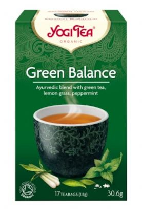 Yogi Te grønn balanse