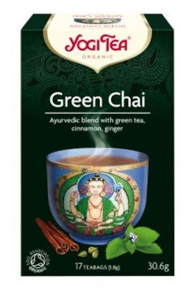 Yogi Te grønn chai