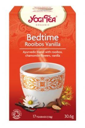 Yogi Te bedtime rooibos vanilje