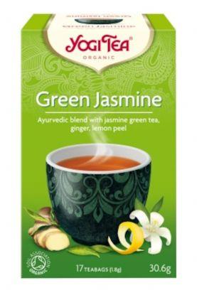 Yogi Te green jasmine