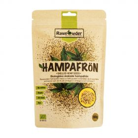 Rawpowder Hemp Seed