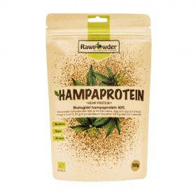 Rawpowder Hemp Protein