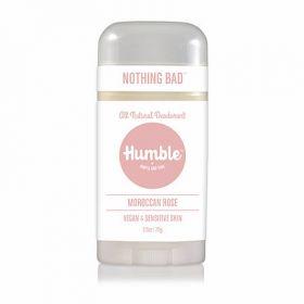 Humble deodorant Sensitiv Moroccan Rose