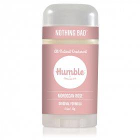 Humble deodorant Moroccan Rose