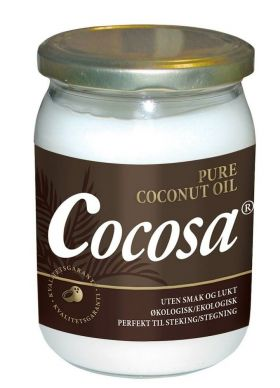 Cocosa Pure kokosolje 500 ml