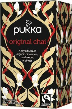 Pukka Chai black spice te