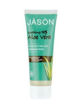 Aloe Vera 98% gele i tube