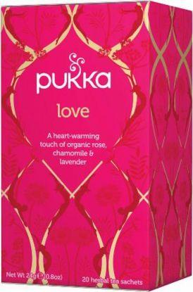 Pukka Love te