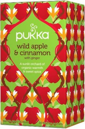 Pukka Wild apple