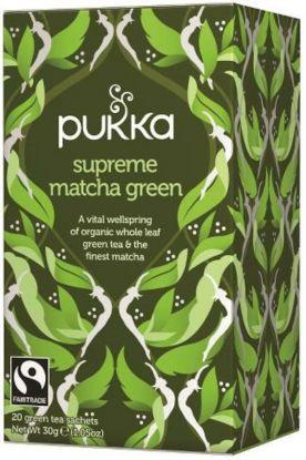 Pukka Supreme matcha