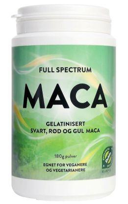 Full Spectrum Maca pulver - 180 gr