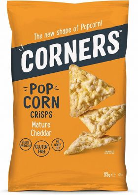 Corners - Pop Corn, Cheddar