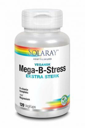Mega B Stress Ekstra Sterk 120 kap