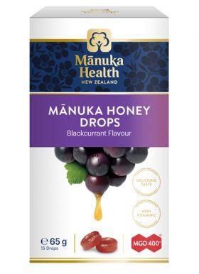Manuka Honey Drops Solbær