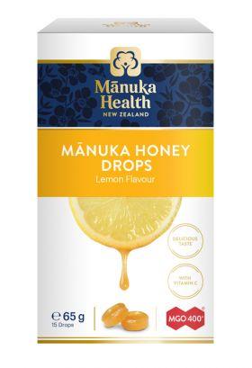 Manuka Honey Drops Sitron