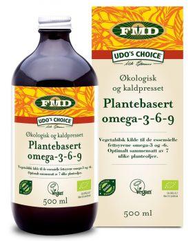 Udo's Choice Omega-3-6-9 500 ml