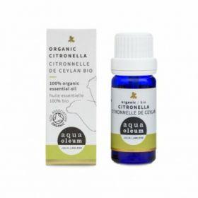 Aqua Oleum Citronella Organic