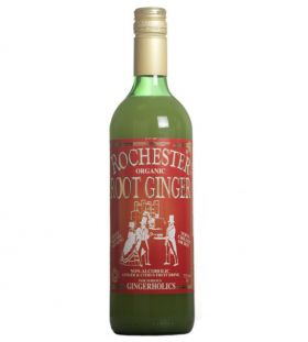 Økologisk Rochester Ingefærrot konsentrat 725 ml