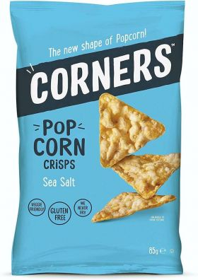 Corners - Pop Corn Sea Salt