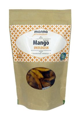Mango, tørket og skivet