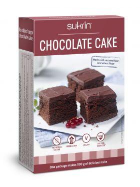 Sunnere Sjokoladekake