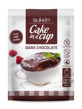 Cake in a cup Chocolate