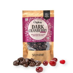 Chokay Tranebær med mørk sjokolade
