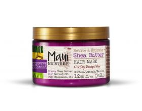 Maui Shea Butter Hårkur 340 Gr