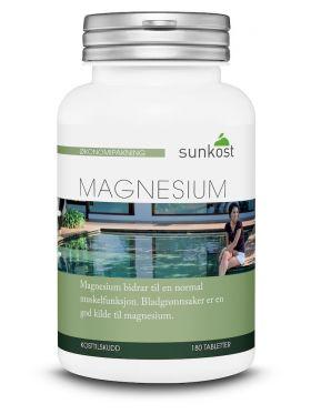 Magnesium 180 tbl